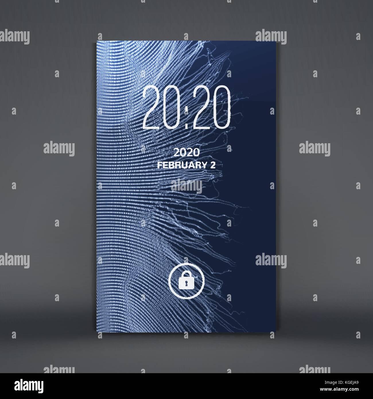 lock screen background.html