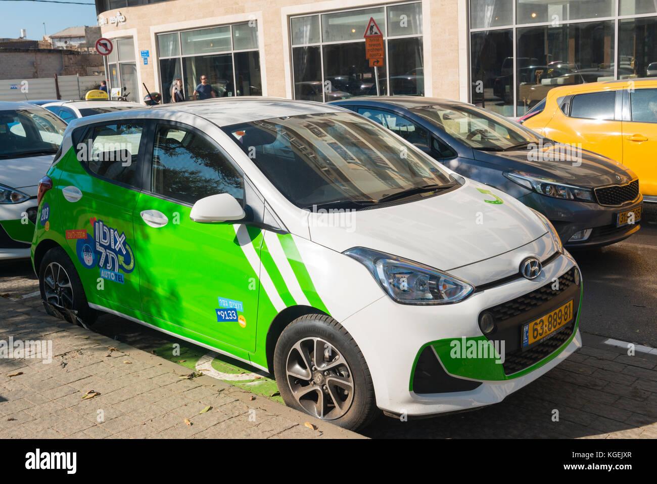 Cars To Go >> Israel The Holy Land Tel Aviv Jaffa Yafo Autotel Car2go New
