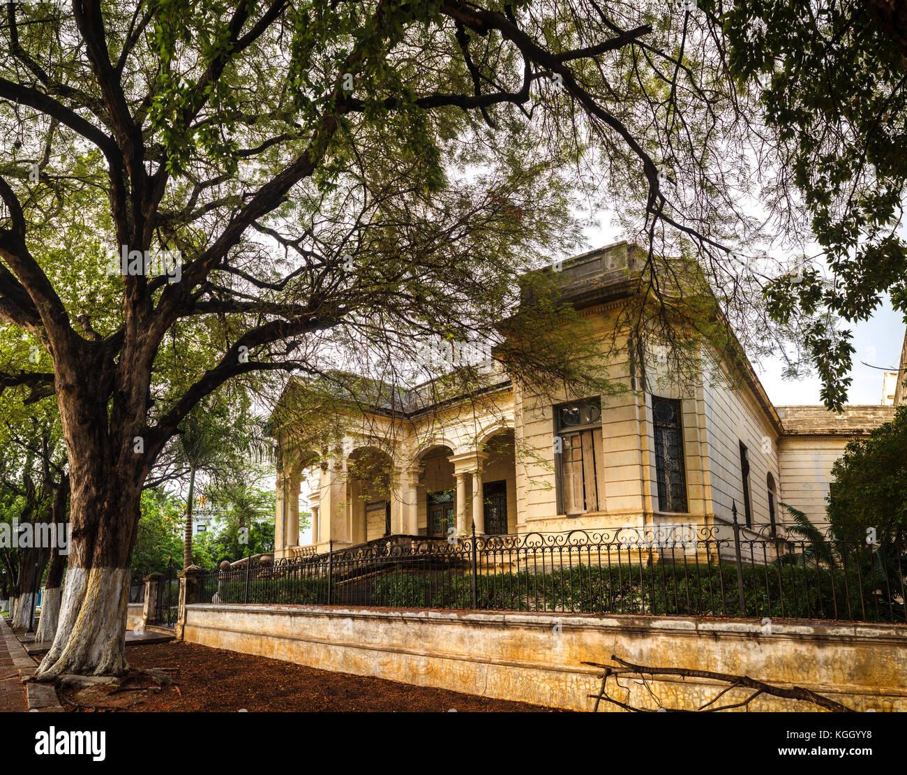 Casa Molina Duarte, Mérida, Yucatán, México Stock Photo