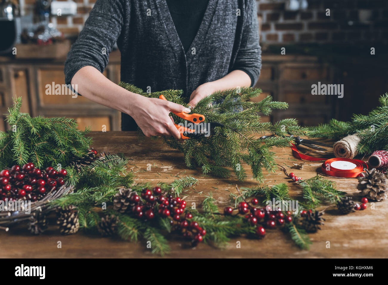 florist  - Stock Image