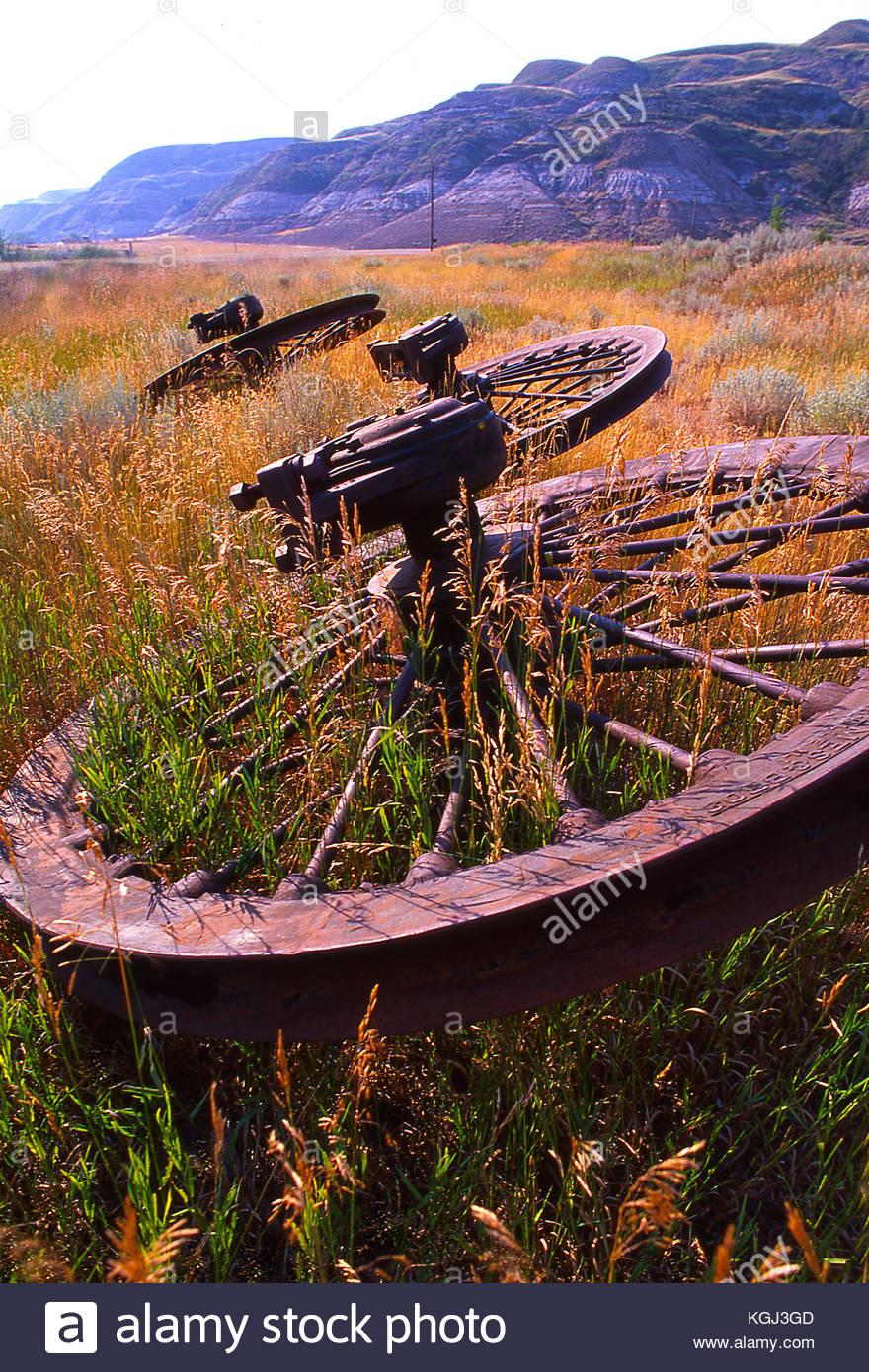 Industry Wheels - Stock Image
