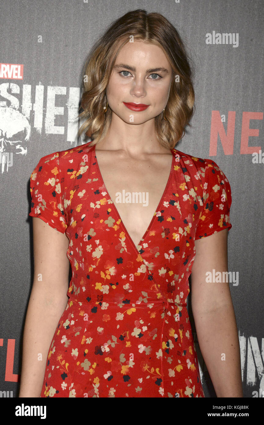 Lucy Fry attends the Netfilx TV serious