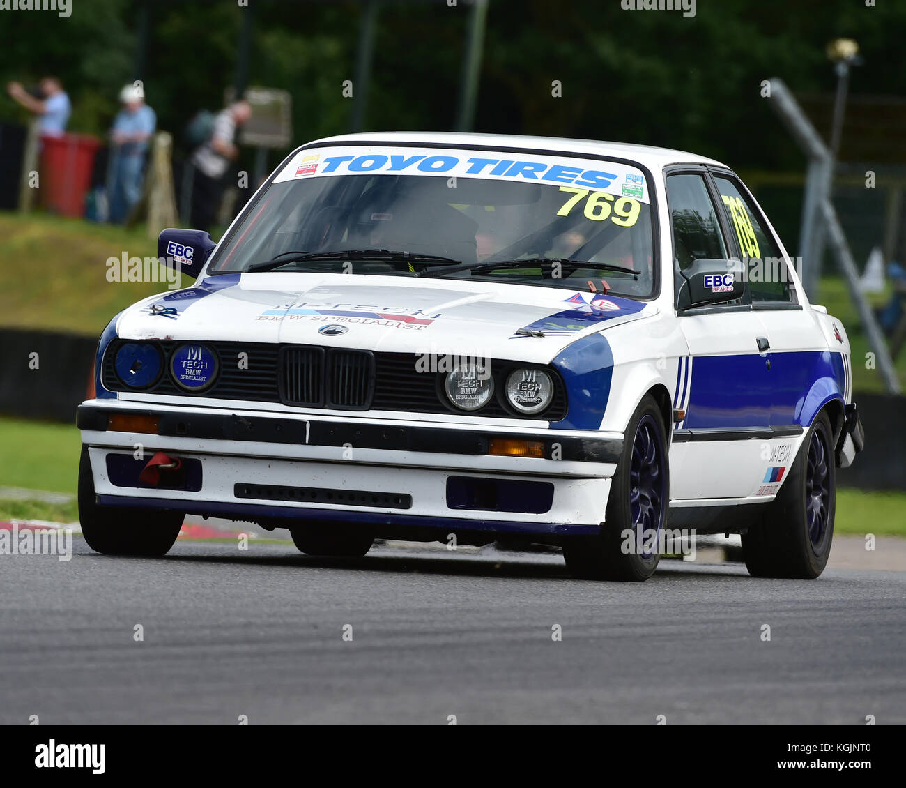 Jack Watts, BMW E30, Toyo Tires, Production BMW Championship Stock