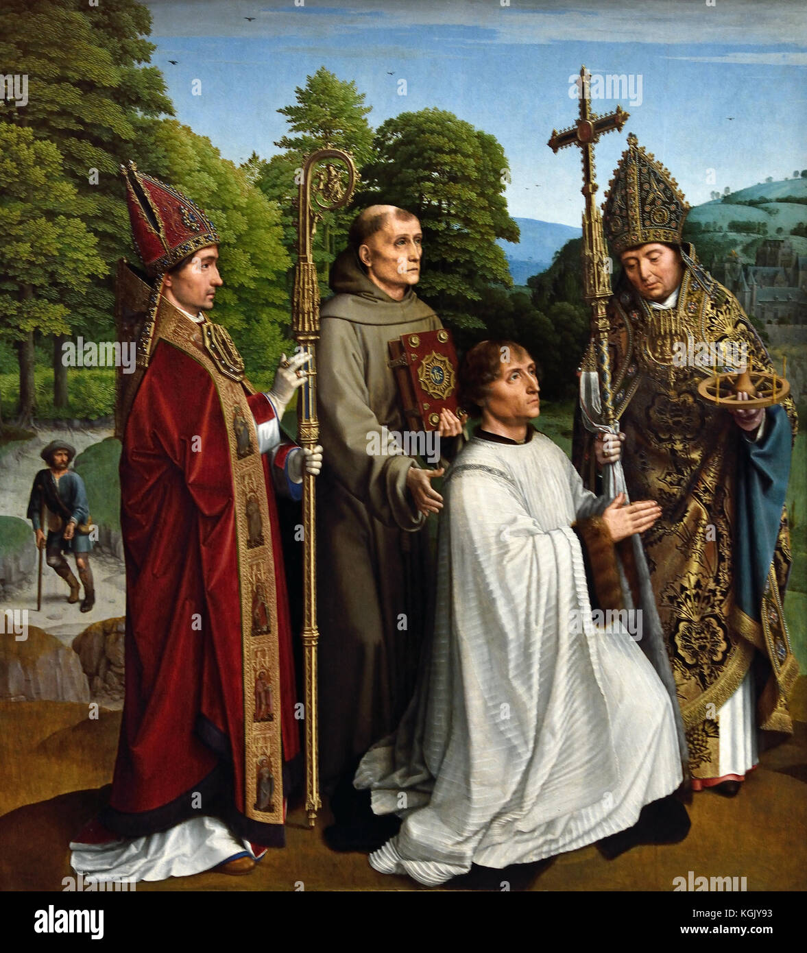 How did the holiday of the three saints
