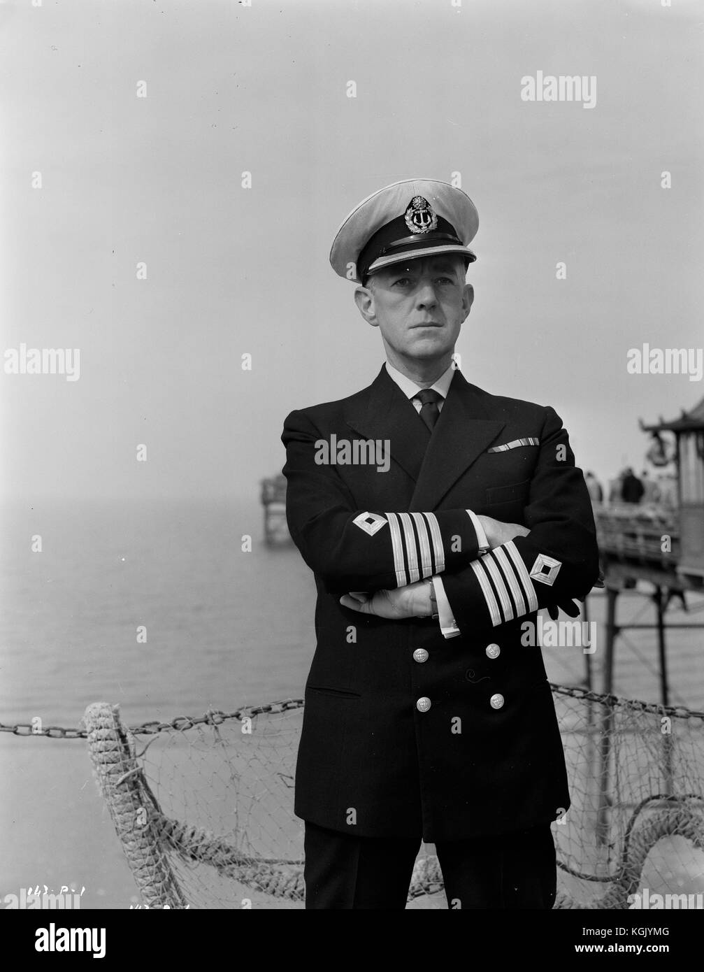 Barnacle Bill (1957) , Alec Guinness Stock Photo