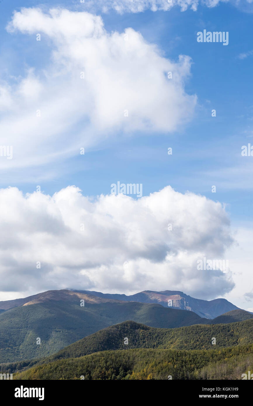 San Pelegrino, Italy Stock Photo