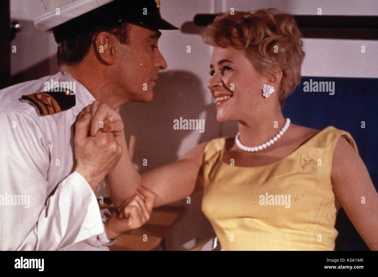 Carry on Cruising (1962) - Stock Image