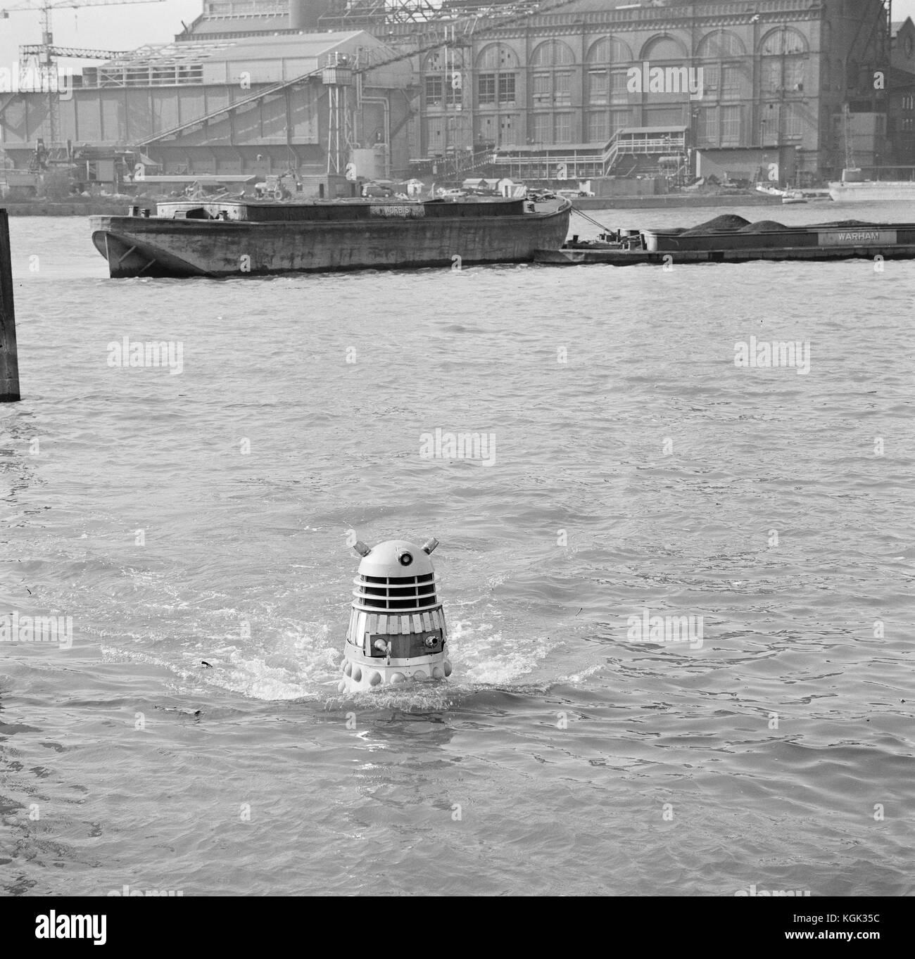 Daleks Invasion Earth 2150AD (1966)     Date: 1966 - Stock Image