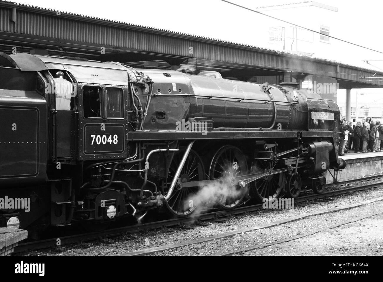 70048 at York - Stock Image