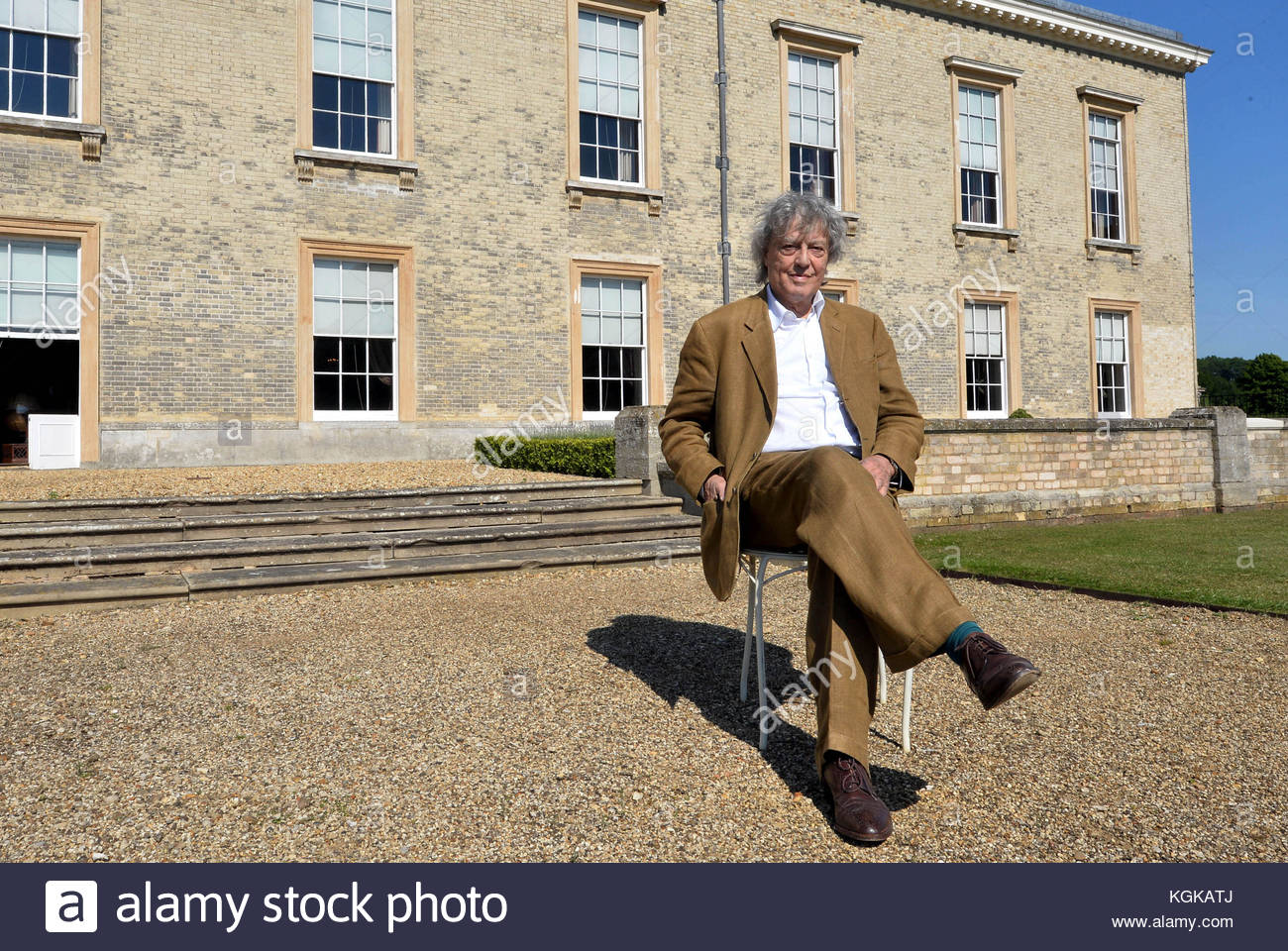 File photo dated 11/06/17 of Sir Tom Stoppard, who has been described as Britain's great living dramatist, has - Stock Image