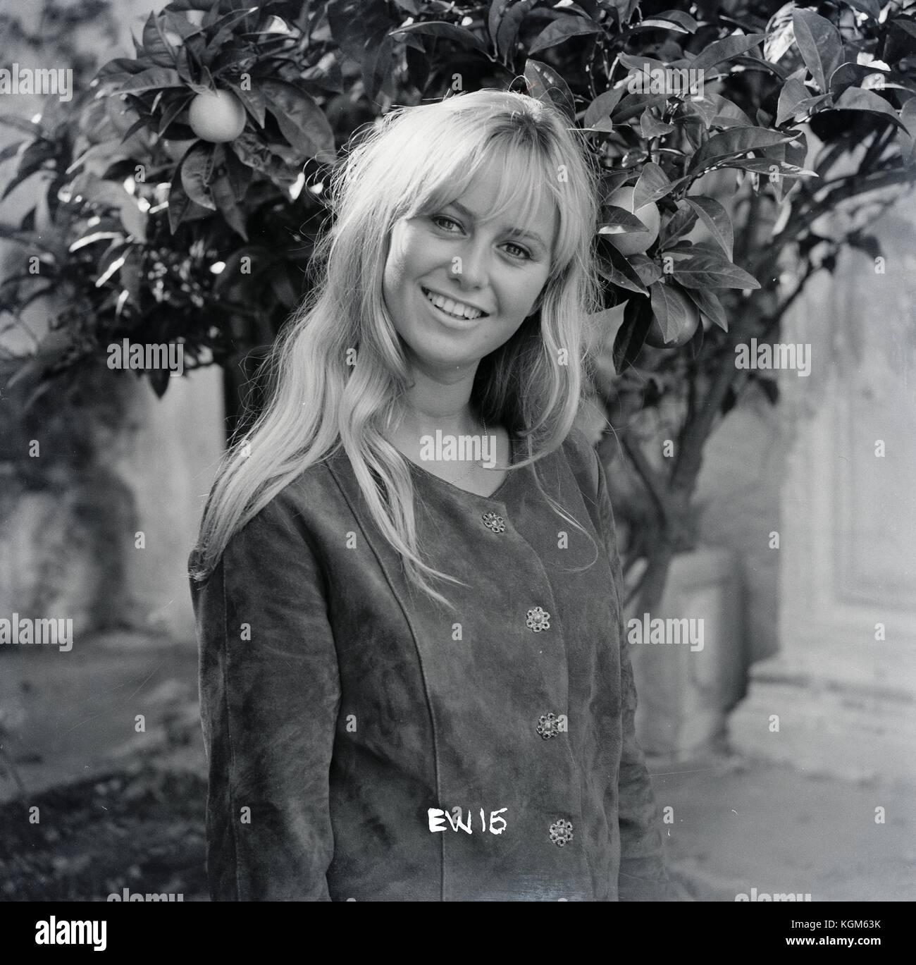 Eyewitness (1970) , Susan George     Date: 1970 - Stock Image