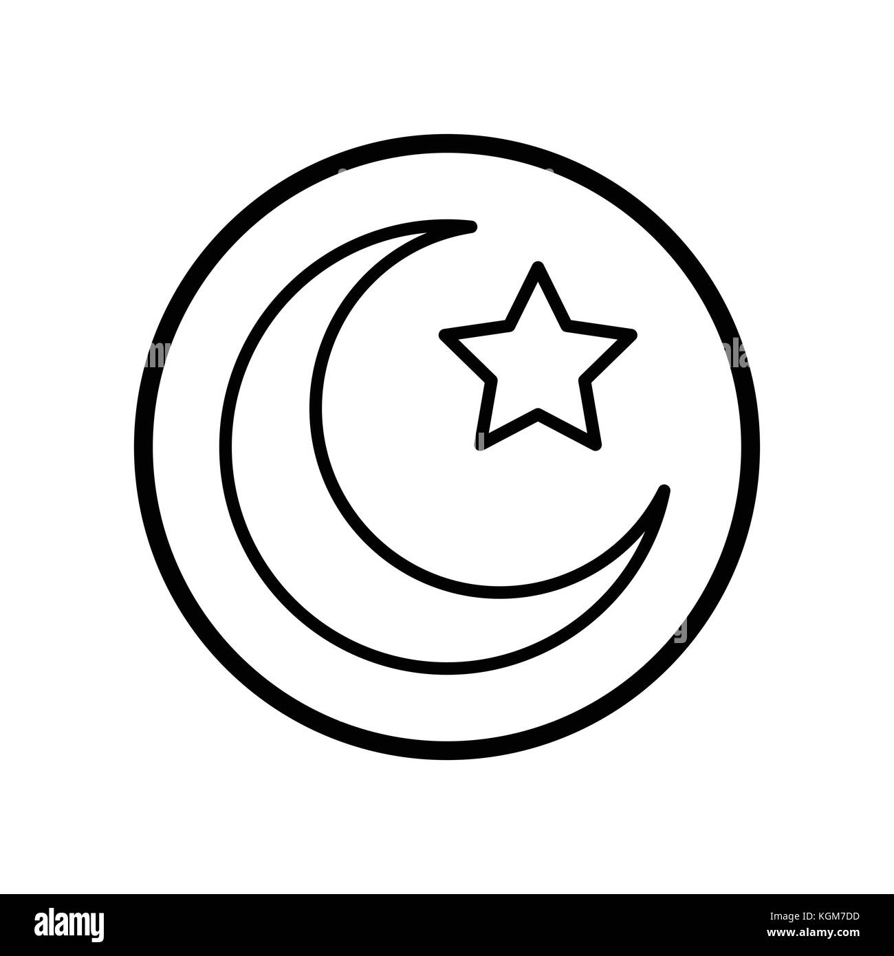 Islamic Half Moon Stock Photos Islamic Half Moon Stock Images Alamy