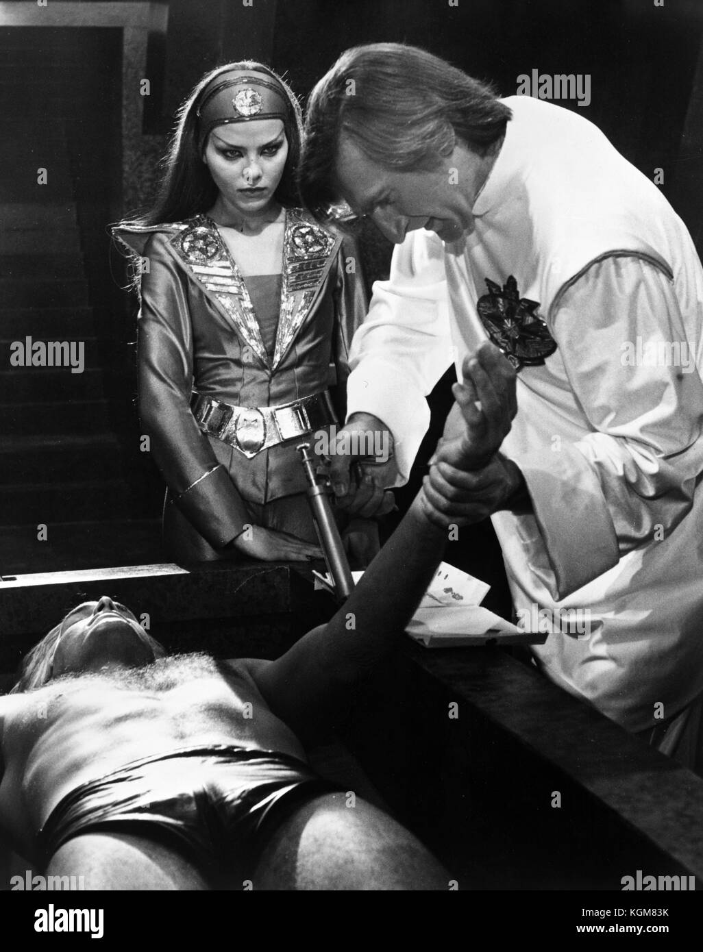 Flash Gordon (1980) , Ornella Muti Stock Photo