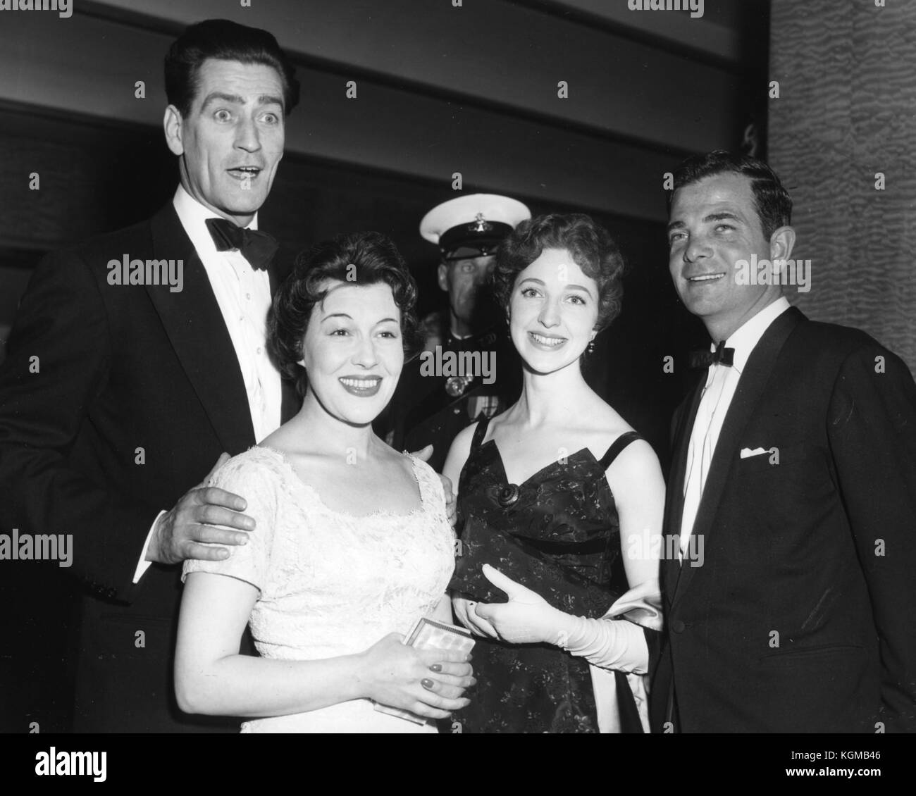 Ice Cold in Alex (1957) , Film Premiere     Date: 1957 - Stock Image