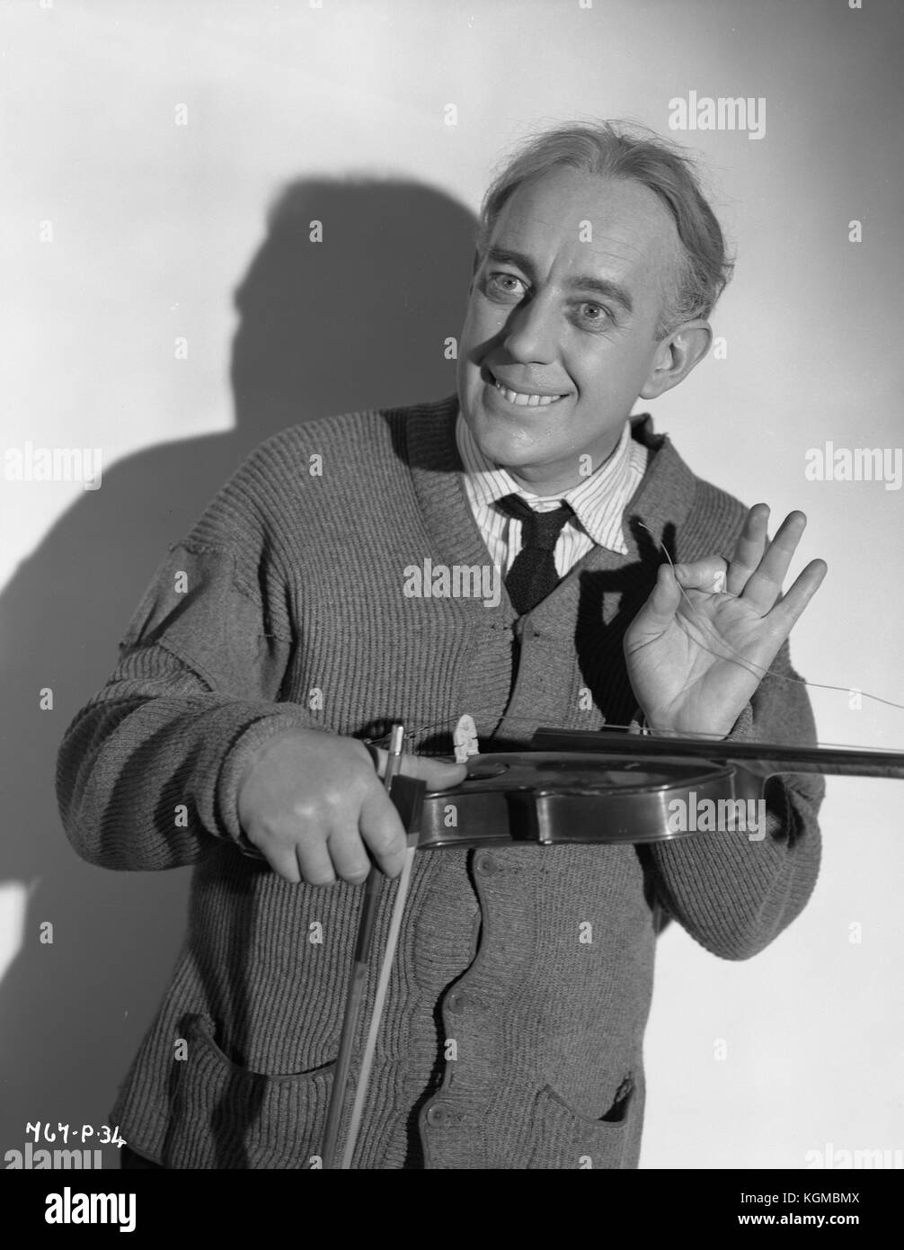 The Ladykillers (1951) , Alec Guinness - Stock Image