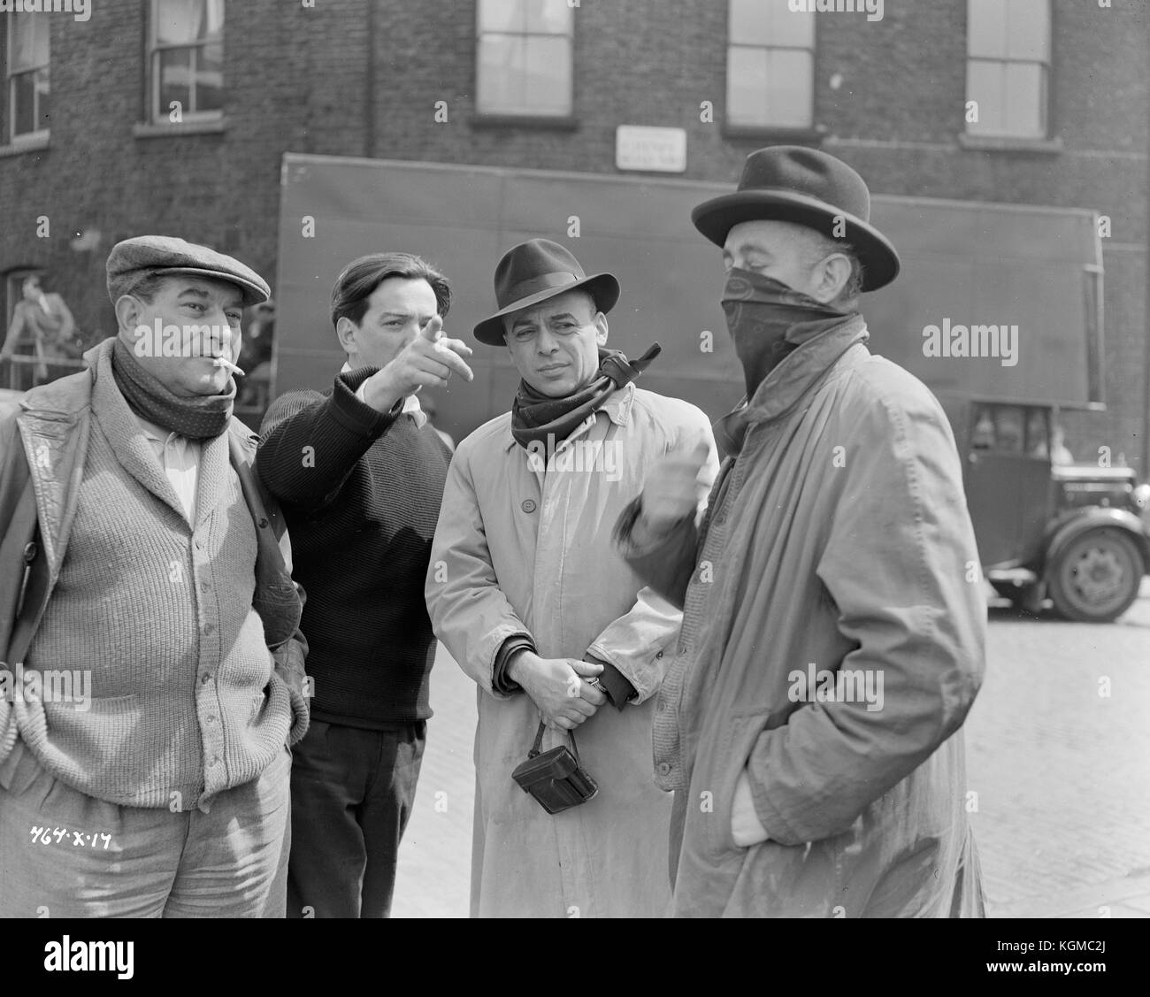 The Ladykillers (1951) - Stock Image