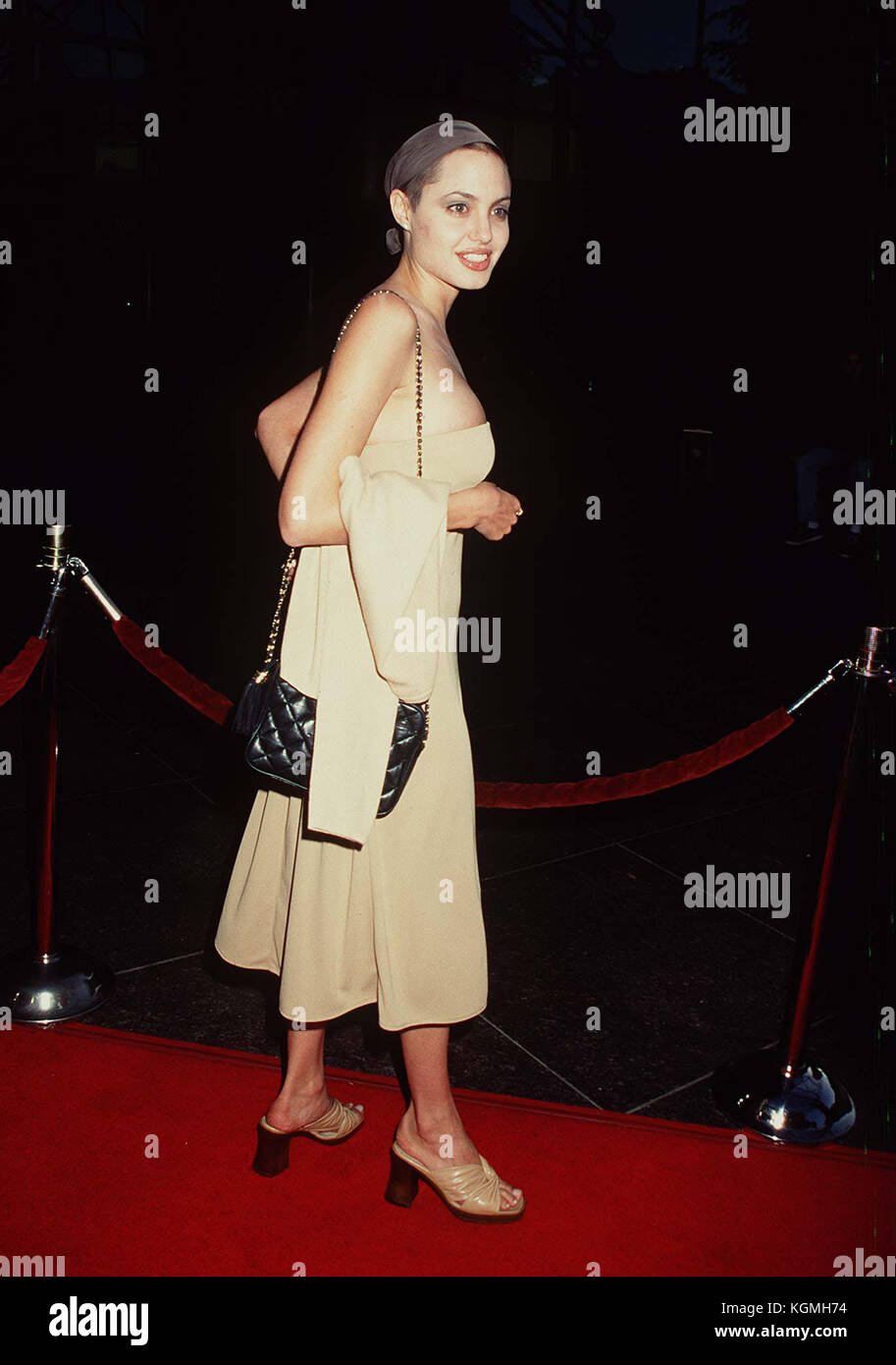 Angelina Jolie 078 Fashion Full Length People Angelina