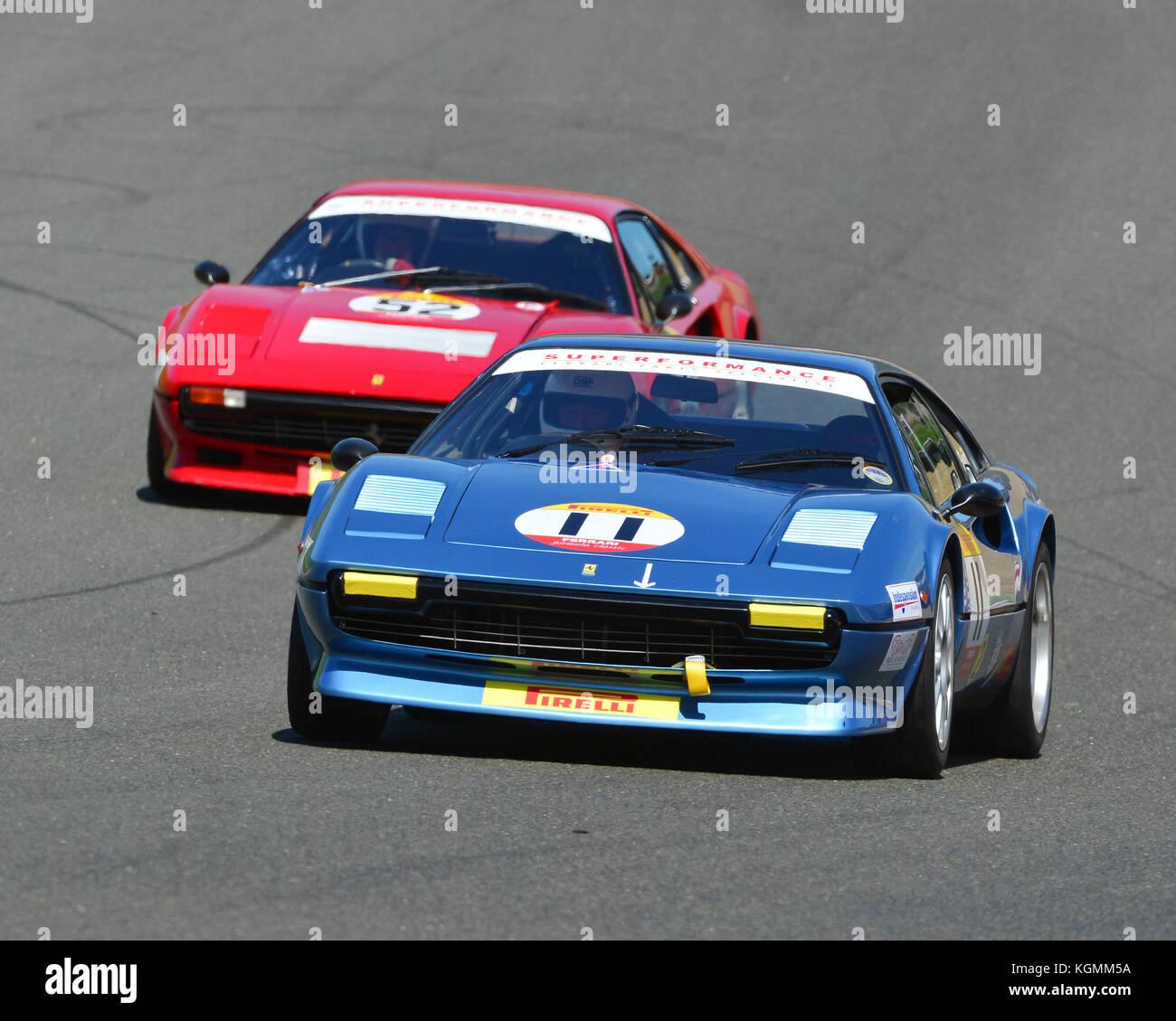 Ferrari 308 Gtb Stock Photos & Ferrari 308 Gtb Stock