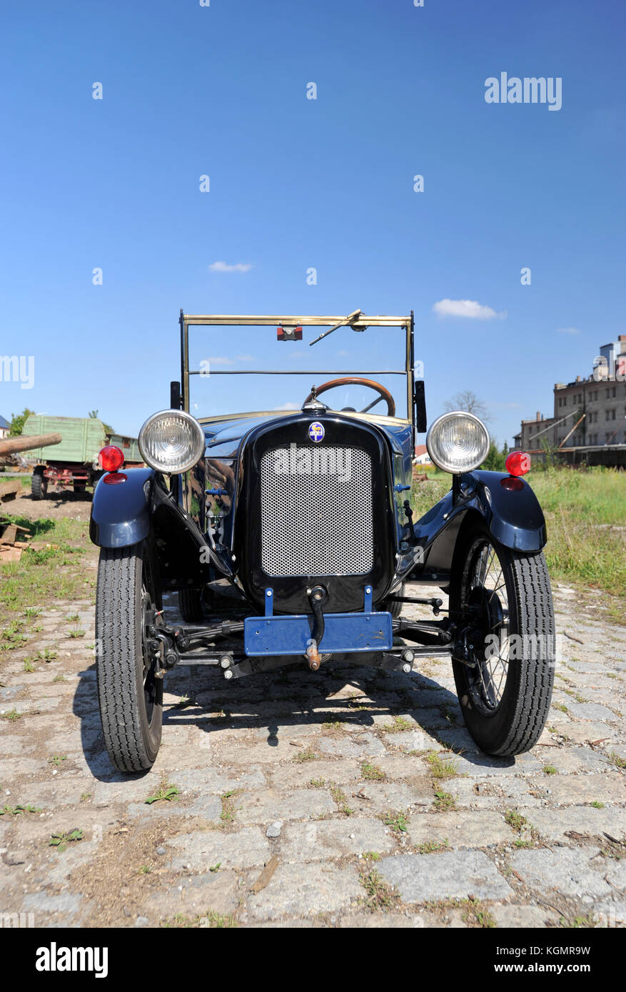 BMW Dixie - the first car made by BMW from 1928 to 1931, it was an ...