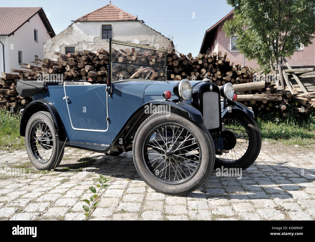 Bmw Dixie The First Car Made By Bmw From 1928 To 1931