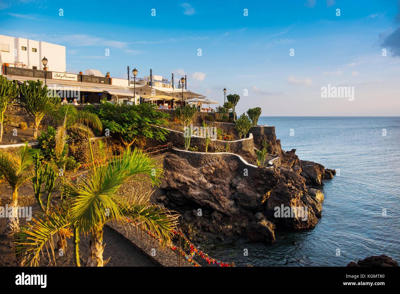 Puerto del carmen lanzarote stock photos puerto del carmen lanzarote stock images alamy - Port del carmen lanzarote ...