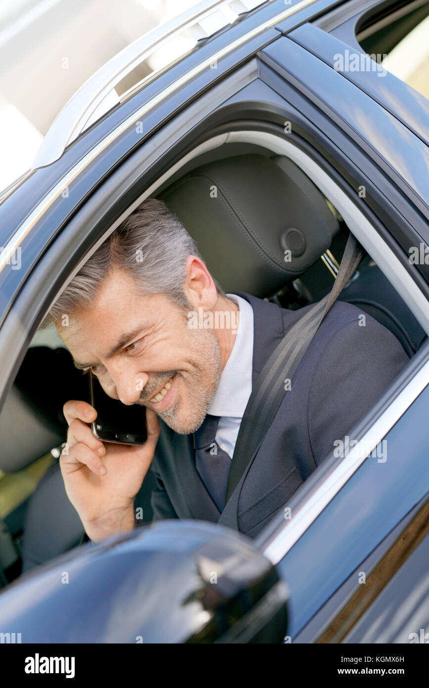Chauffeur Stock Photos Amp Chauffeur Stock Images Alamy