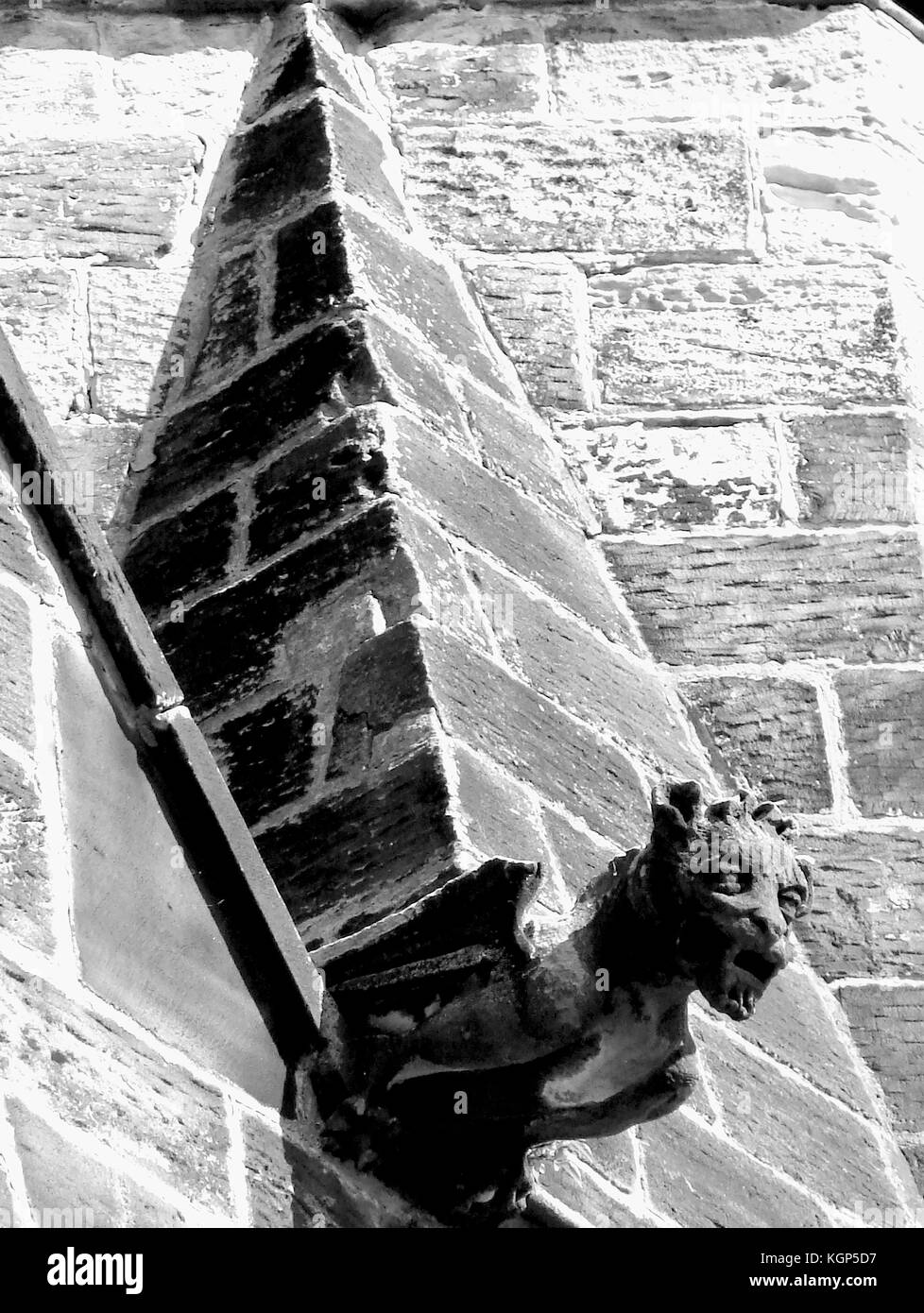 Church symbolism winged lion the evangelist st mark gargoyle pyramid integration
