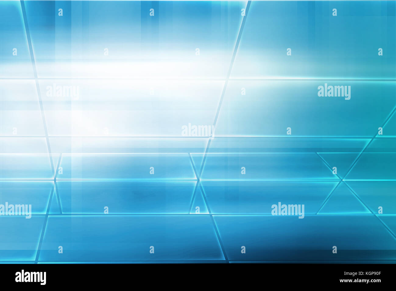 Graphical Abstract Technology Background High Tech Blue Theme Stock Photo Alamy