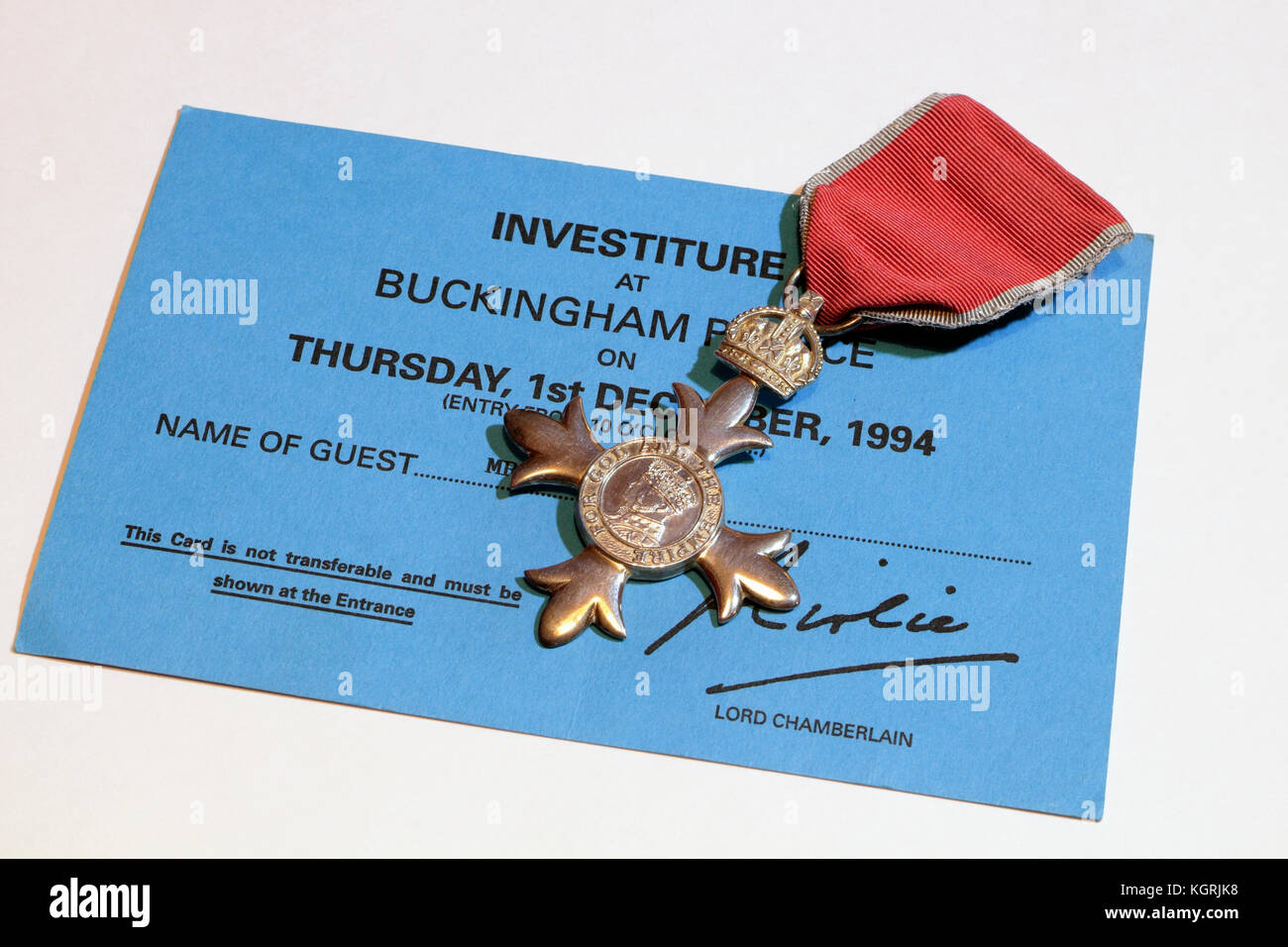 Mbe Medal High Resolution Stock Photography And Images Alamy
