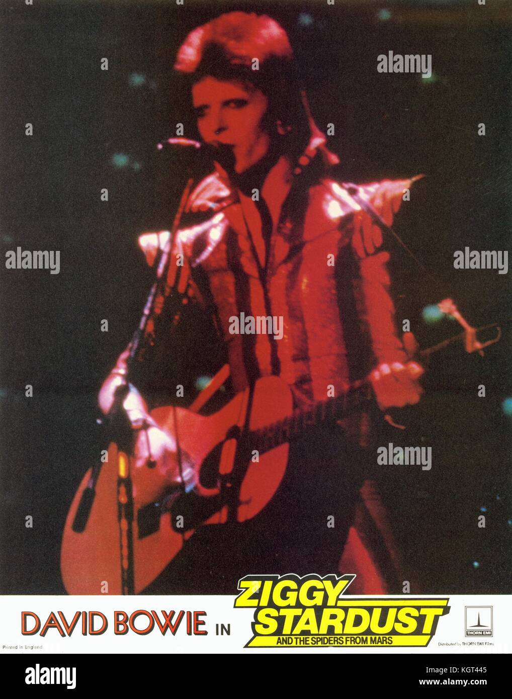 Ziggy Stardust and the Spiders from Mars (1973)David Bowie Date