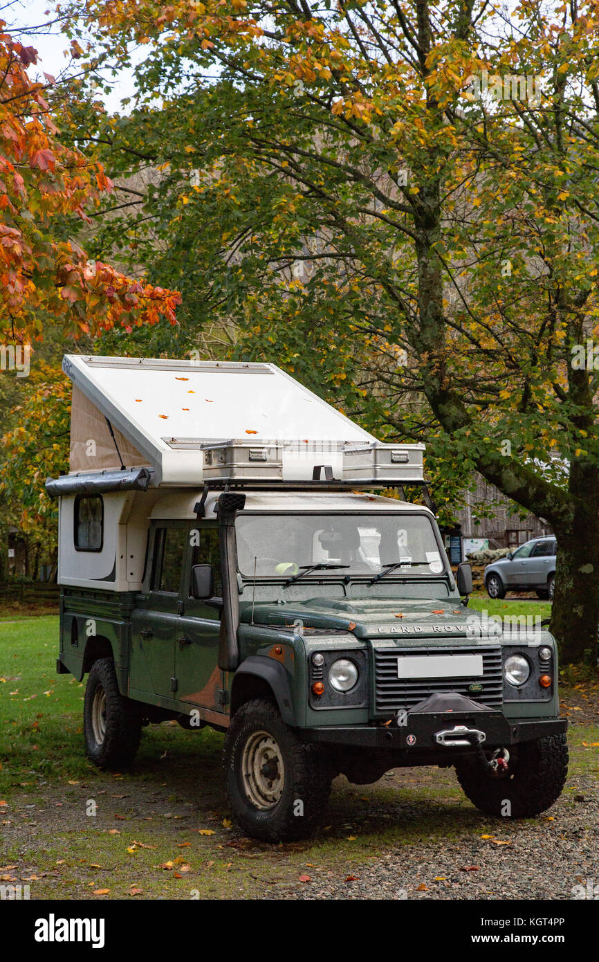 4x4 Camper High Resolution Stock Photography And Images Alamy