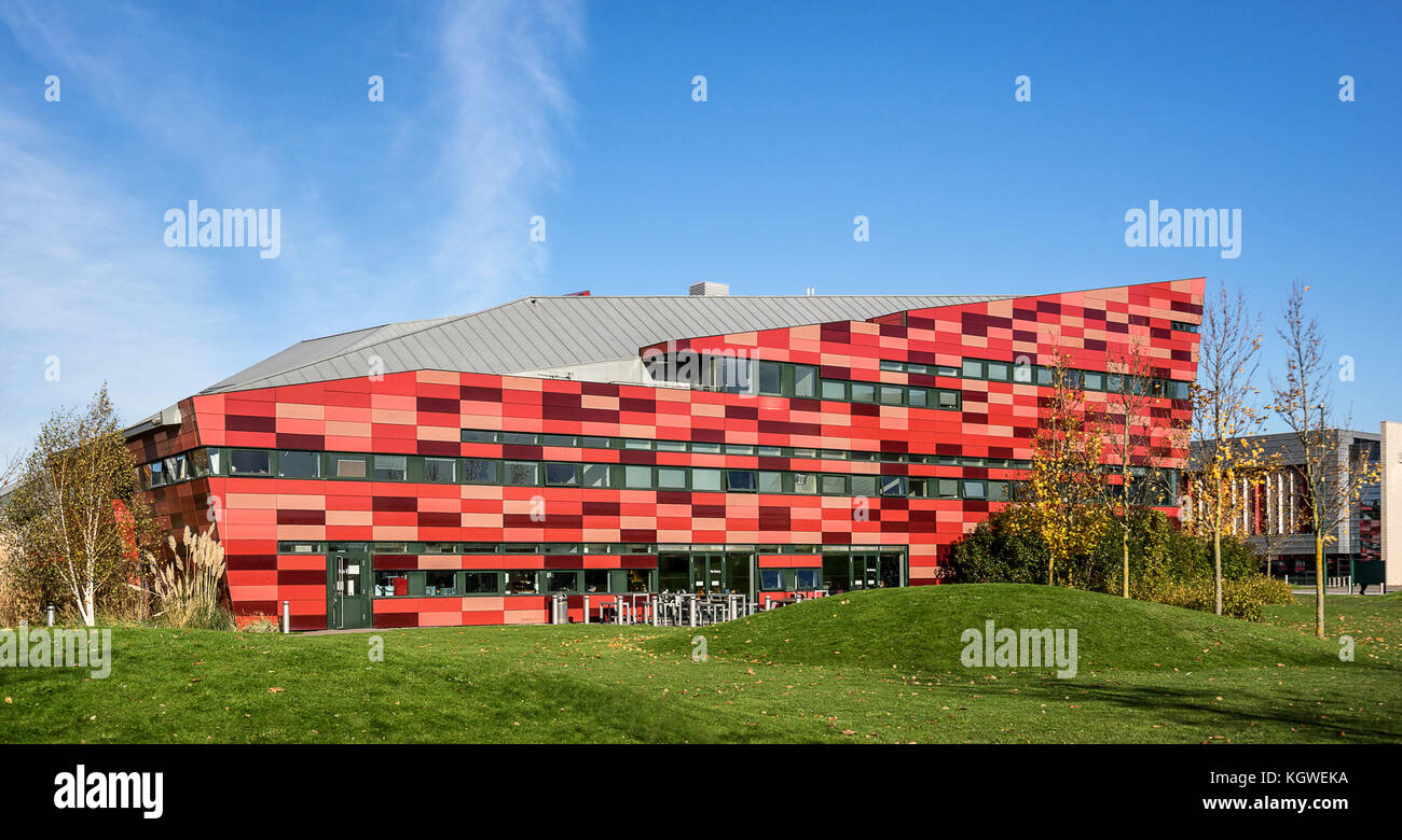 Jubilee Campus Nottingham - Stock Image