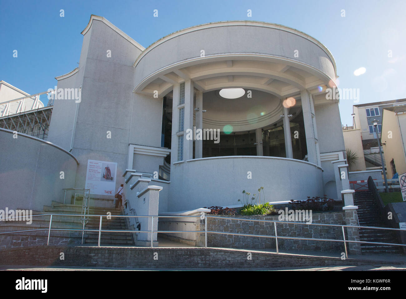 Tate St Ives Stock Photos & Tate St Ives Stock Images