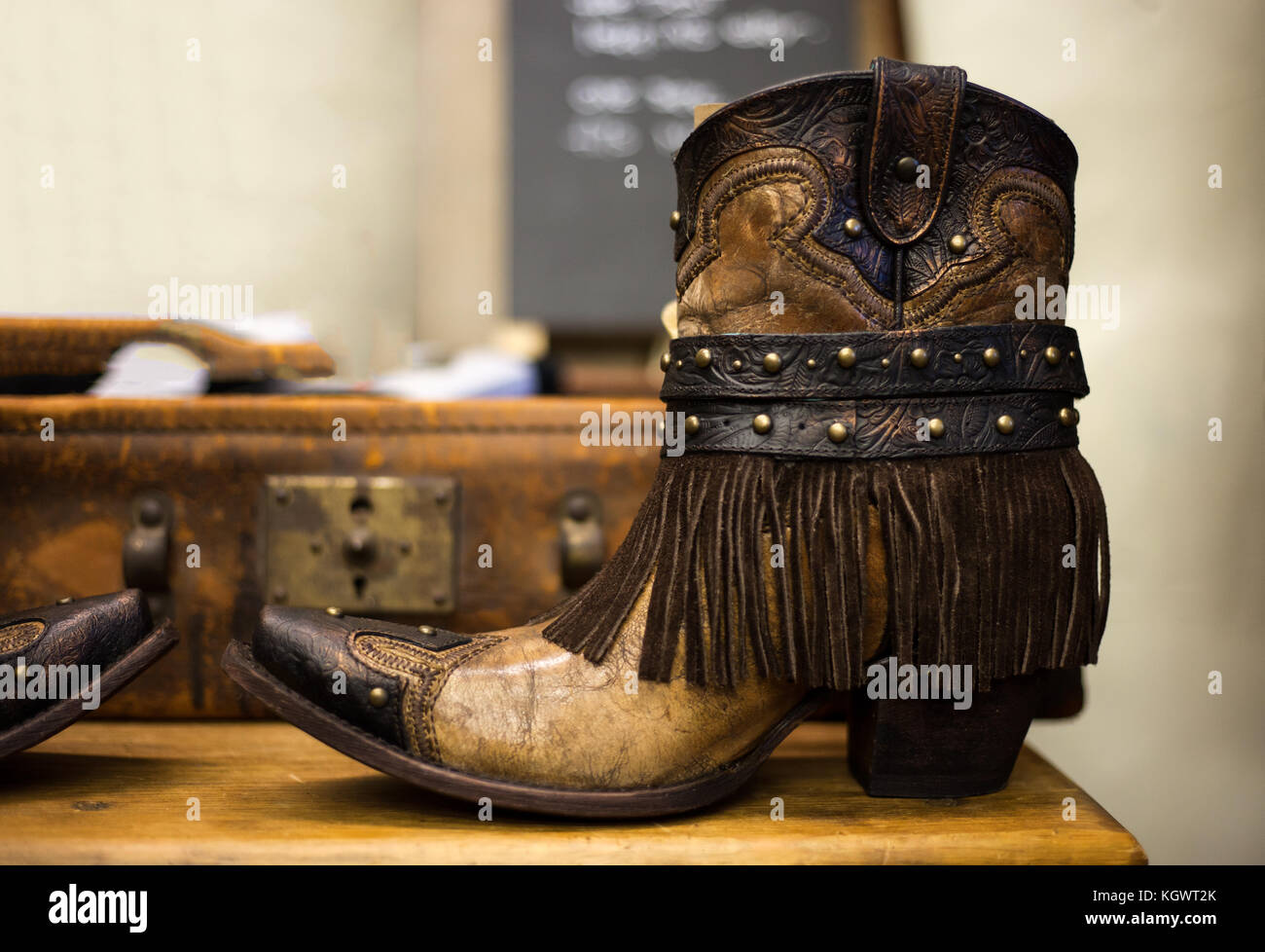Boots cowgirl on a truck photography exclusive photo