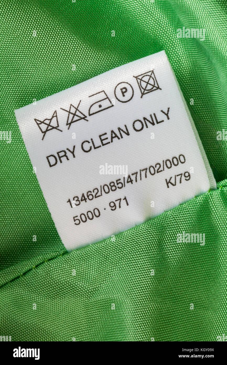 Washing Symbols Stock Photos Washing Symbols Stock Images Alamy