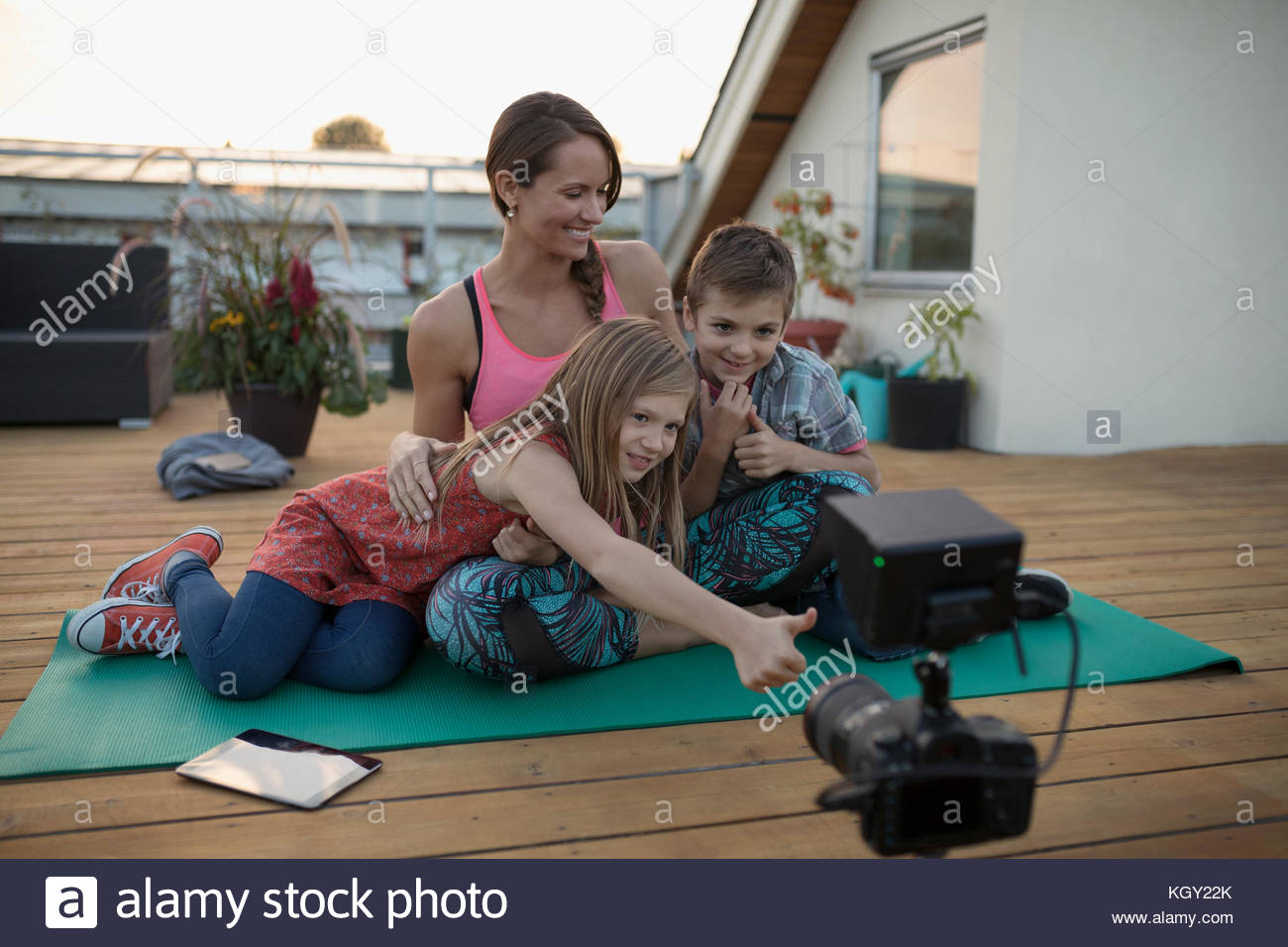 9ce0741a481c7 Filming Outdoors Stock Photos   Filming Outdoors Stock Images - Alamy