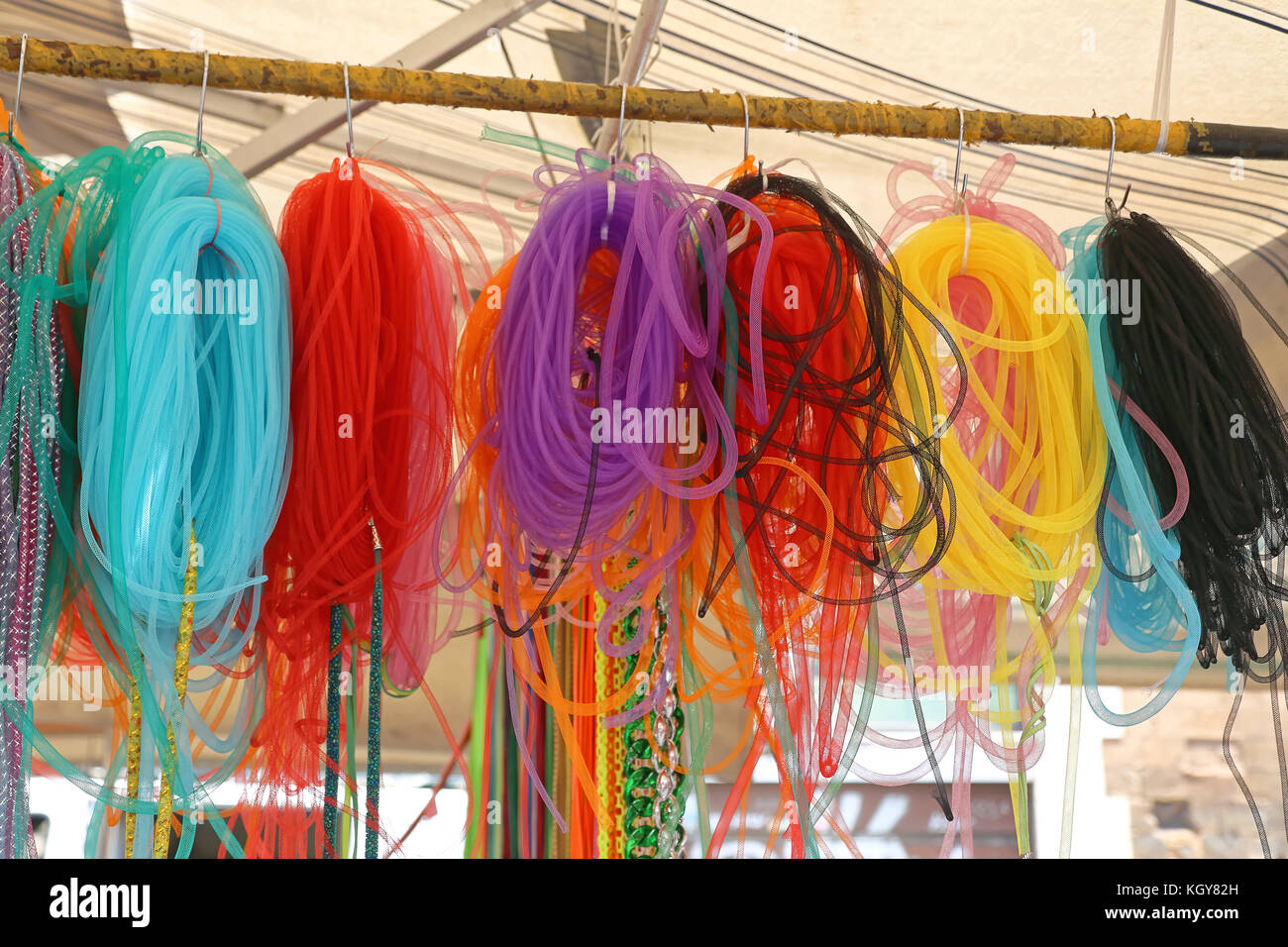 Colourful Netting Stock Photos & Colourful Netting Stock Images - Alamy