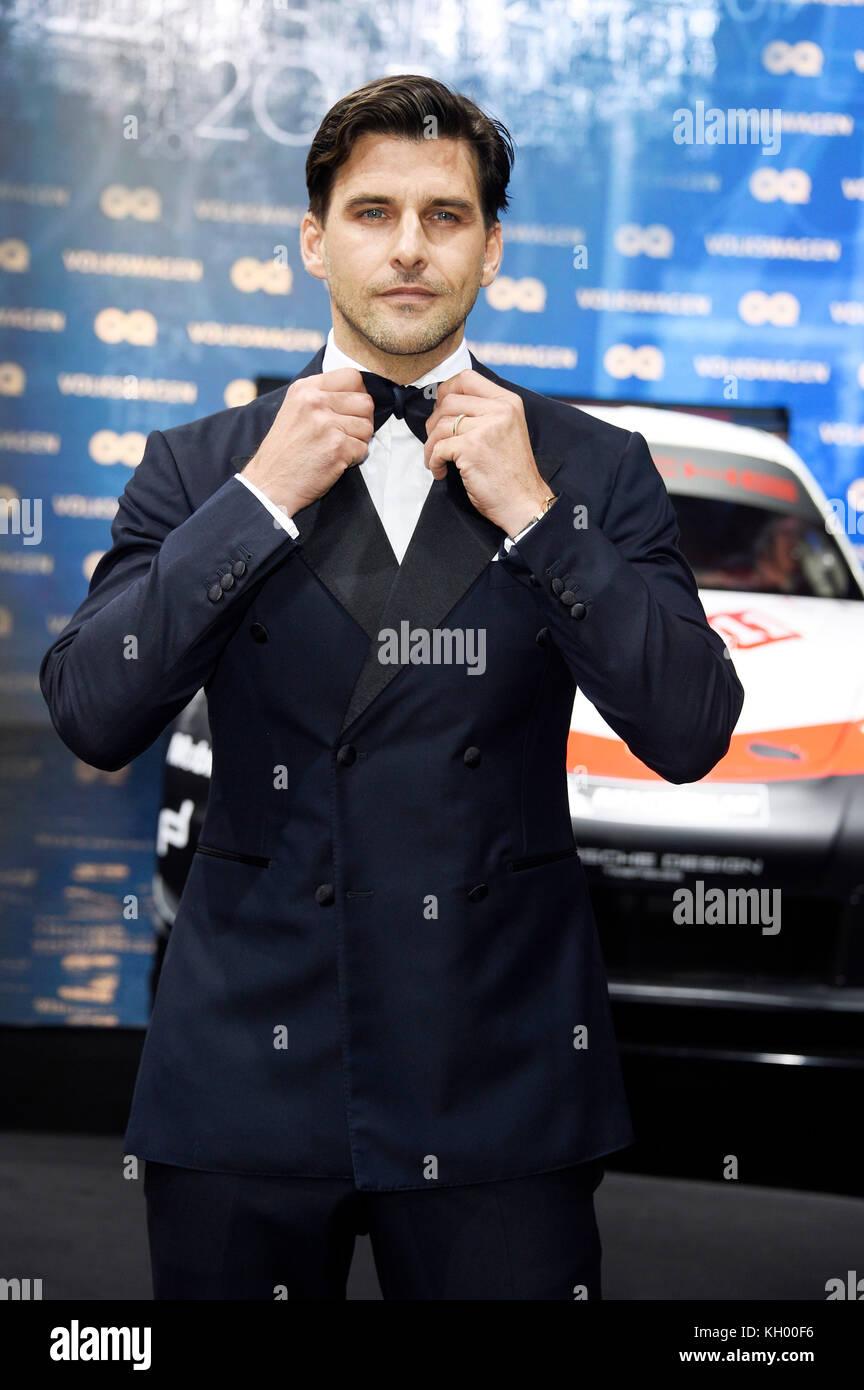 43831612e86e Johannes Huebl attends the 19th GQ Men of the Year Awards 2017 at Komische  Oper on