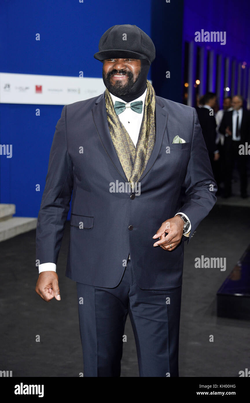 7d9aa4773b24 Gregory Porter attends the 19th GQ Men of the Year Awards 2017 at Komische  Oper on