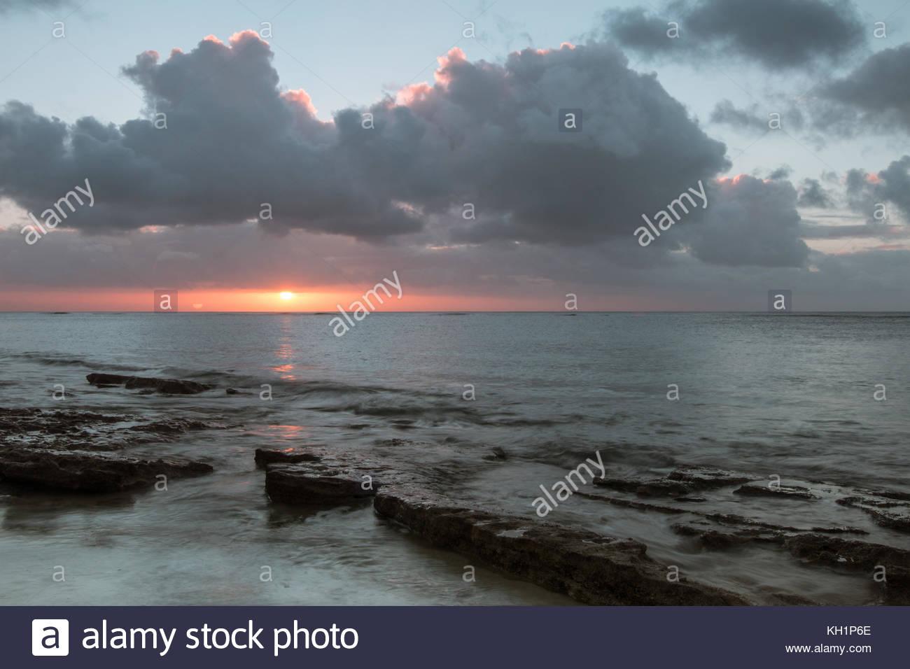 Tongatapu Island, Kingdom of Tonga - Stock Image