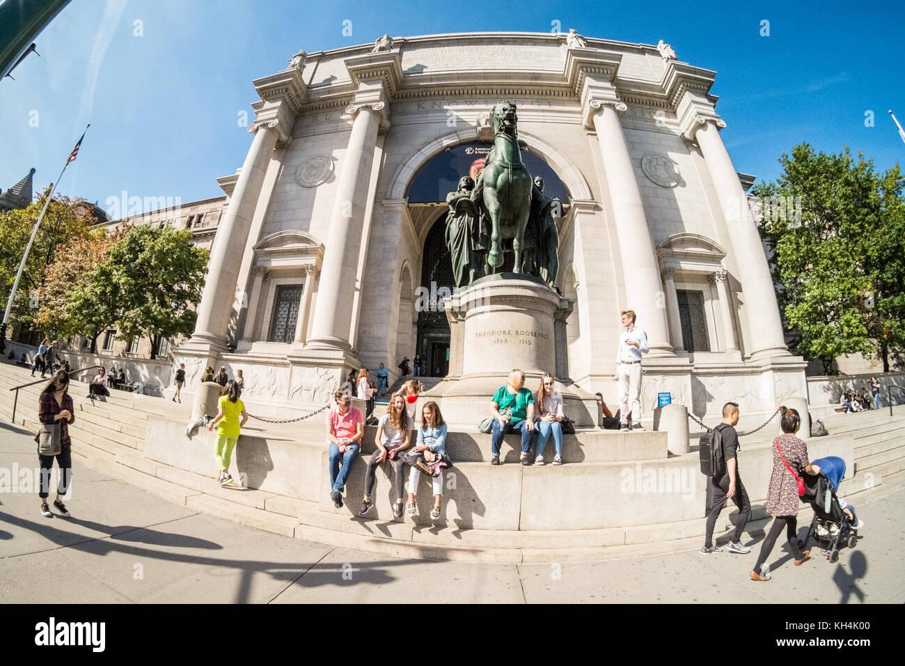 Columbus Circle To Museum Of Natural History
