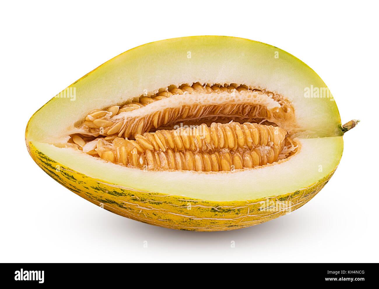 how to ripen cut melon