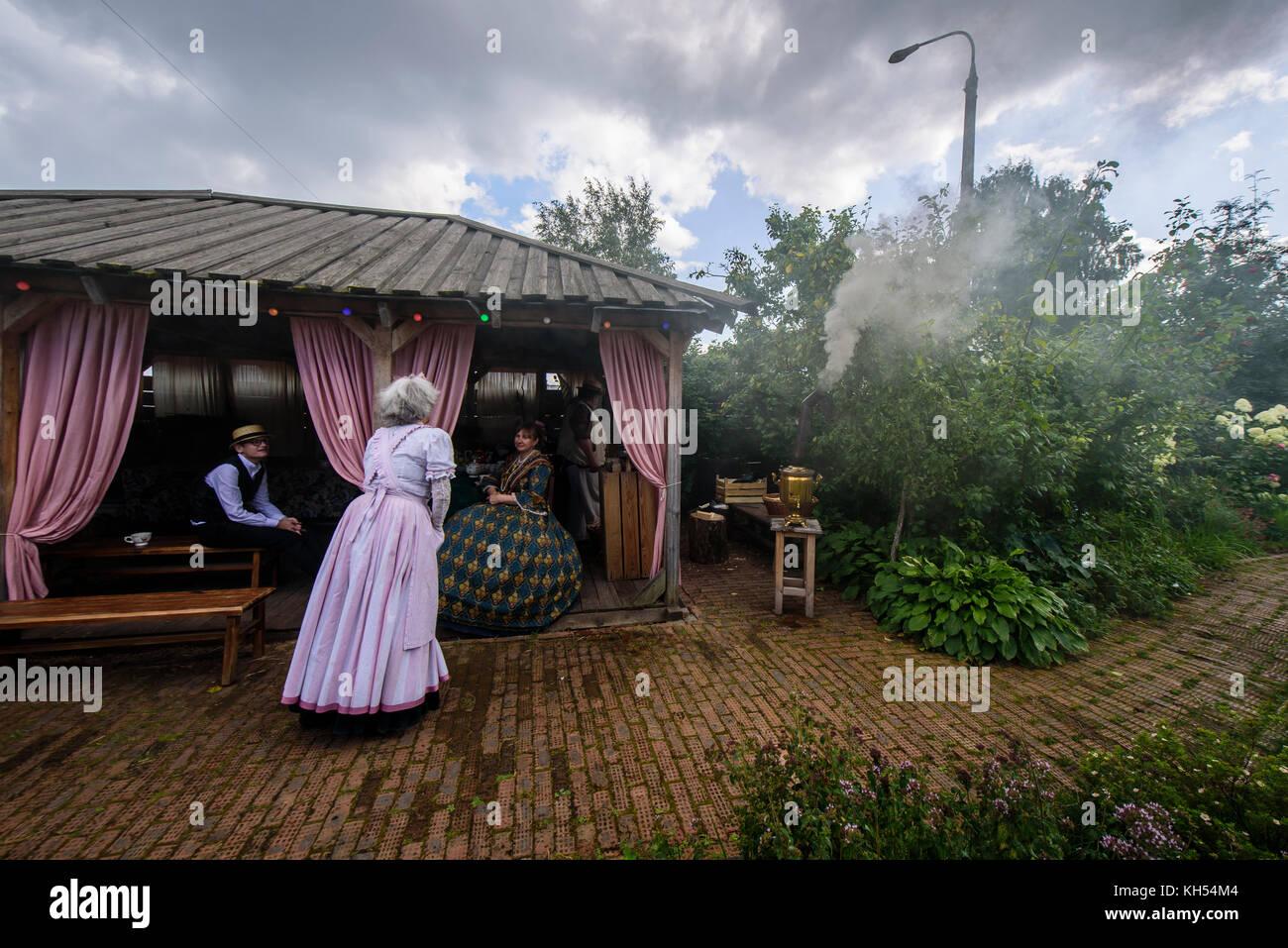 Russia, Kolomna. Museum Pastila Factory - Stock Image