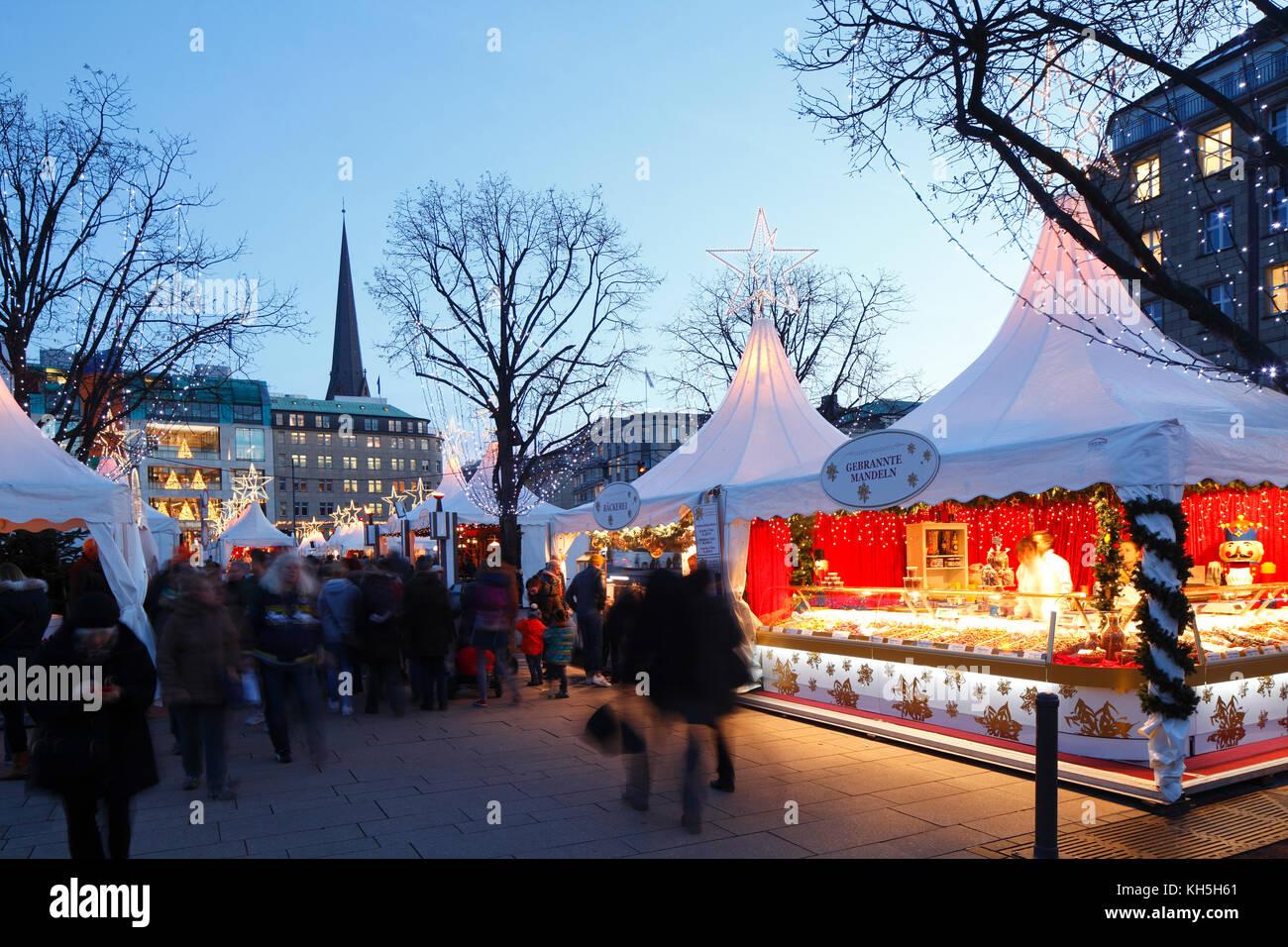 weihnachtsmarkt jungfernstieg