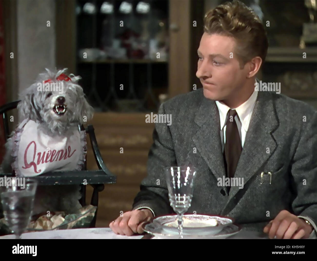 THE SECRET LIFE OF WALTER MITTY 1947 Samuel Goldwyn film with Danny Kaye - Stock Image