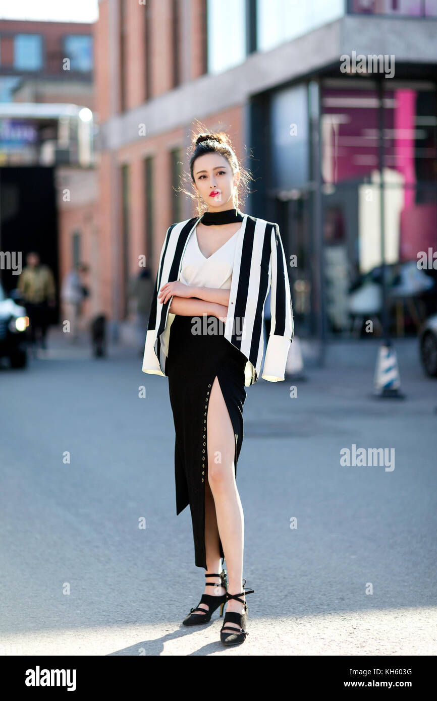 Style street beijing china forecasting to wear in summer in 2019