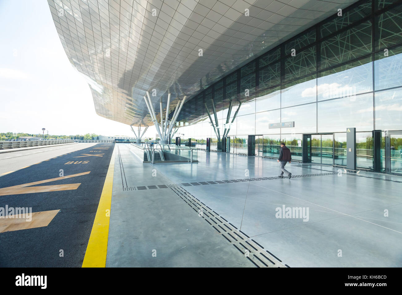 Arrivals Zagreb Airport High Resolution Stock Photography And Images Alamy