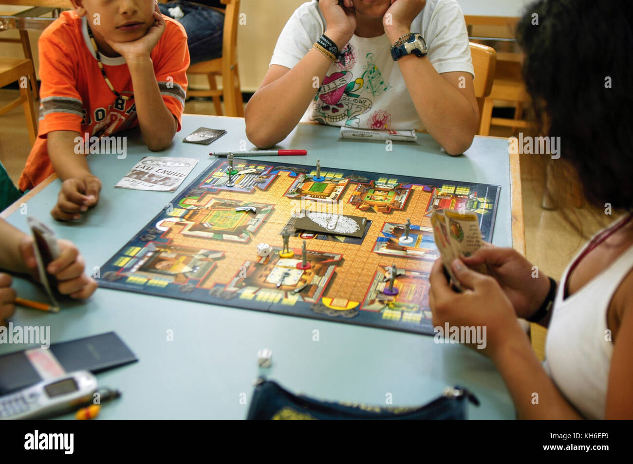 Cluedo Board Game Stock Photos Cluedo Board Game Stock Images Alamy
