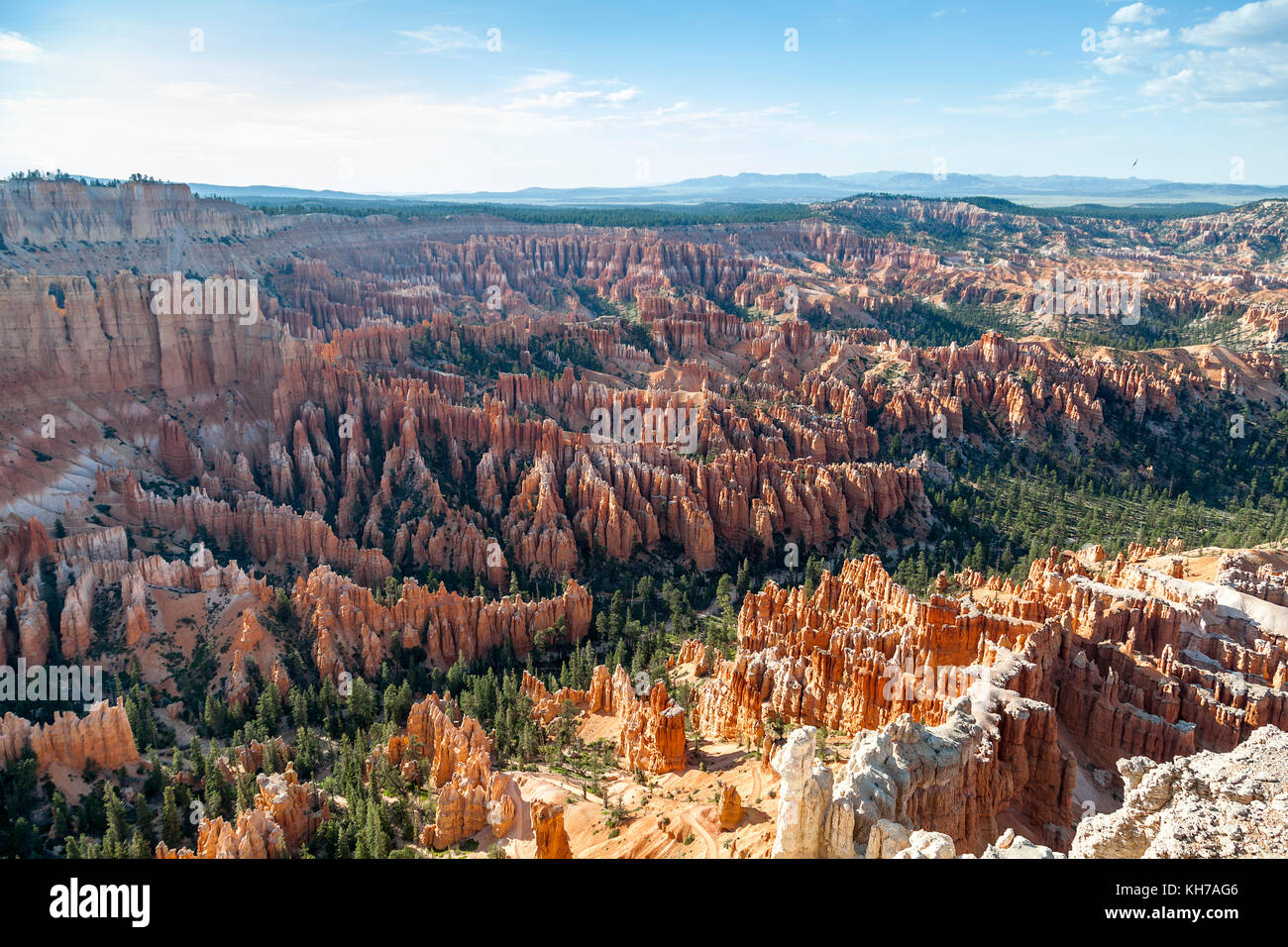 Bryce Canyon - Utah Stock Photo