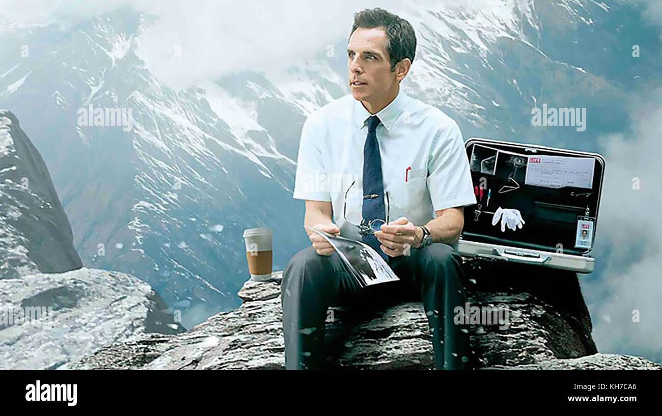 The Secret Life Of Walter Mitty 2013 Twentieth Century Fox Film With Stock Photo Alamy